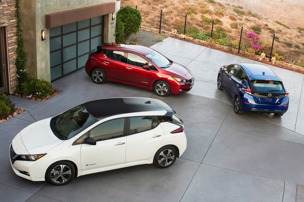 Nissan Leaf The World S Best Selling Electric Vehicle Awarded