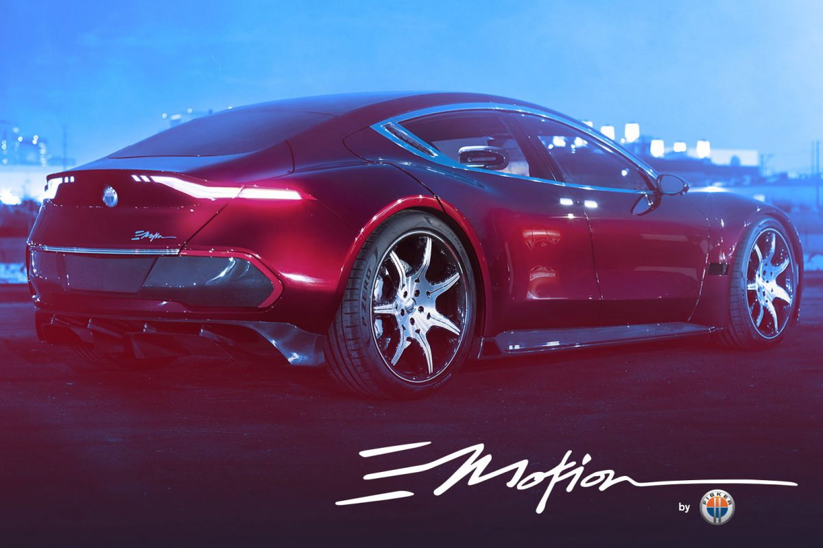 Fisker Unveils The Emotion With 575 Kw Of Power And A