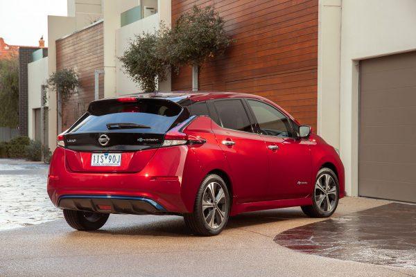nissan leaf australia  u2013 which electric car australia