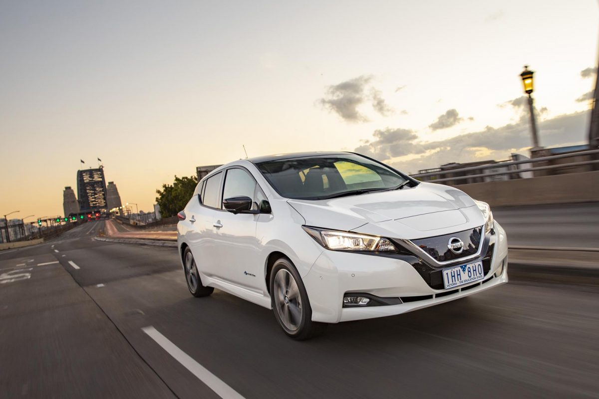 two in three australians feel the move to electric vehicles is