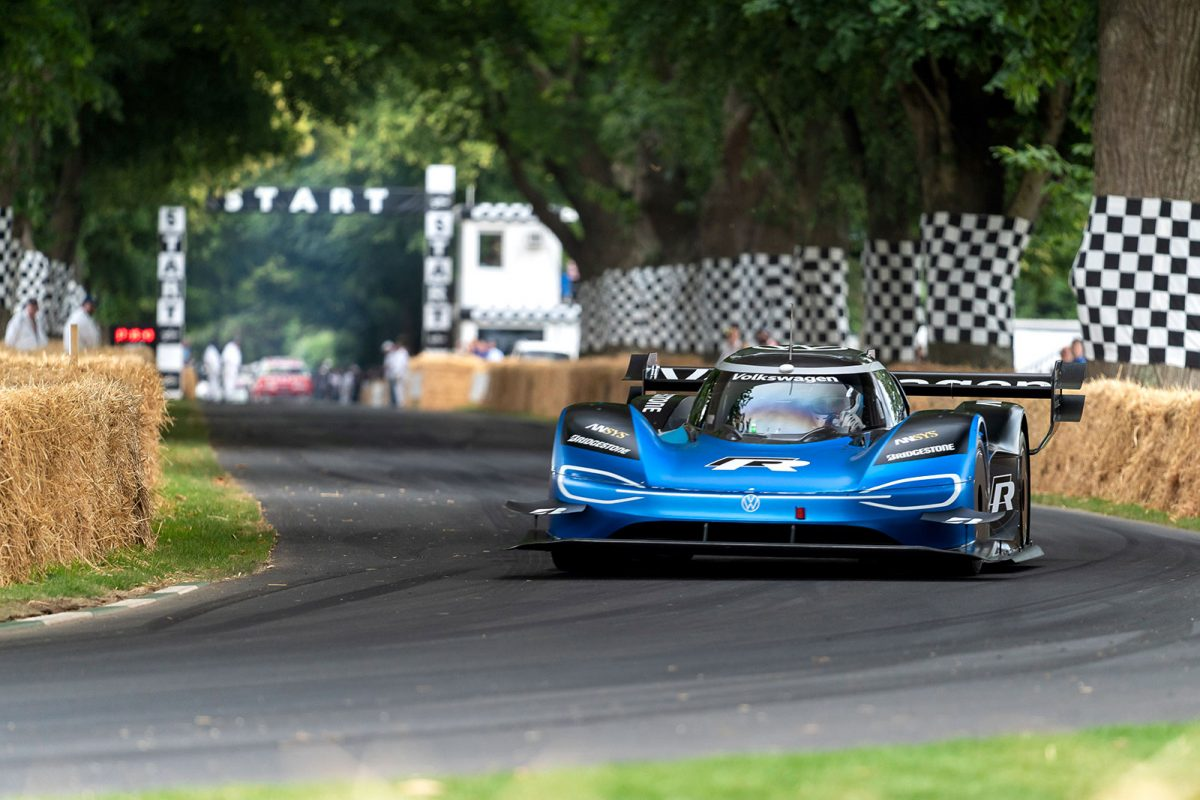 Faster than a Formula 1 car – New record for the Volkswagen