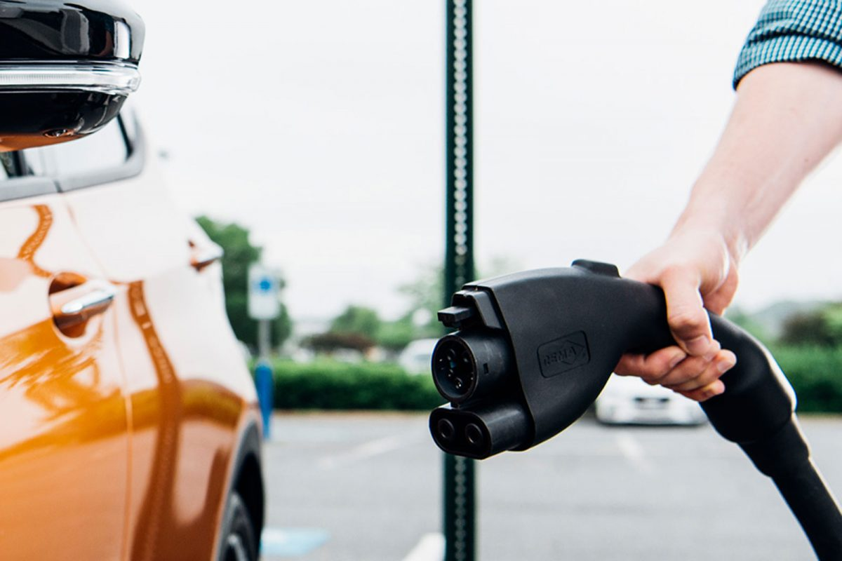 VW's Electrify America partners with Walmart to install its