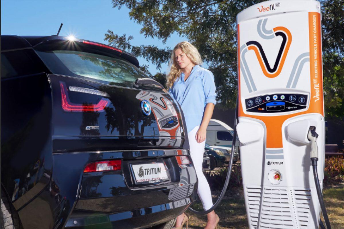 Australian Ev Charger Manufacturer Tritium Supplies Fast