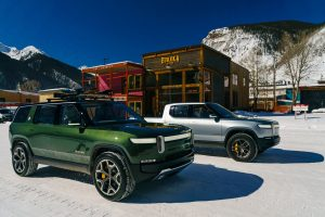 Ford Motor Co to invest $500 million into electric SUV & Pick Up Truck startup Rivian