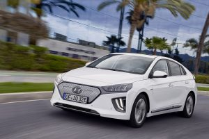 The new Hyundai IONIQ Electric has been released with a 8.9 kWh 300km range battery