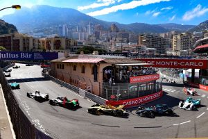 Vergne victorious on the streets of Monaco as Massa claims maiden Formula E podium