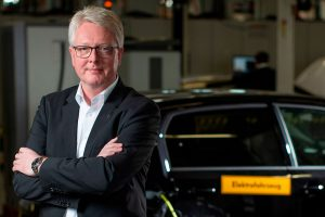 For the life of the car - Interview with Volkswagen's battery cell chief Frank Blome