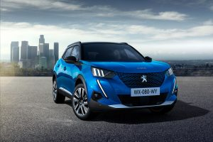 The all-new Peugeot e-2008 100% electric SUV has been announced