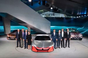 BMW 2 years ahead of schedule as it ups the pace of its E-mobility expansion program