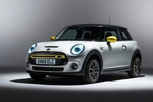 The new MINI Cooper SE Electric officially released and available to order in Europe