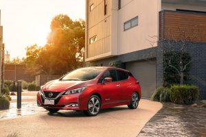 The new Nissan LEAF has arrived in Australia and is on sale at dealers across the country