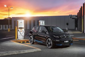 BMW Australia partners with Chargefox to deliver i3 customers new high-capacity charging solution