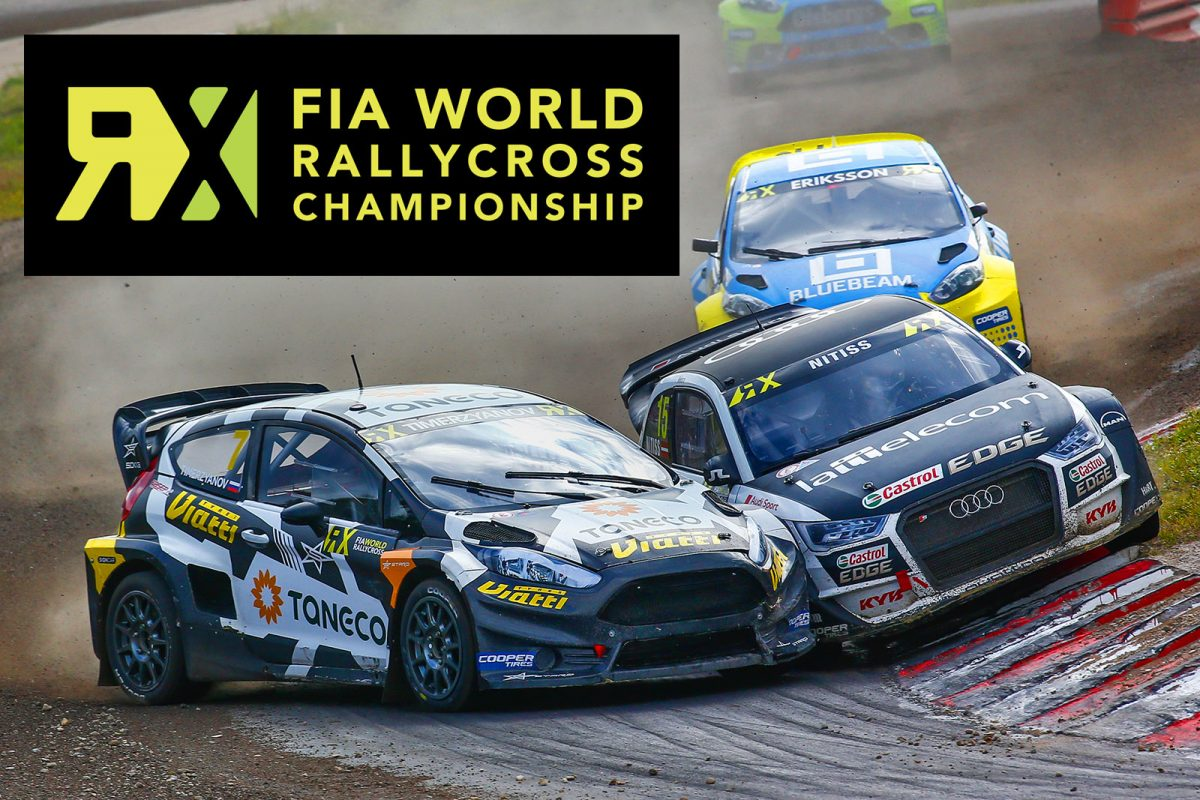 World Rally Cross To Add Electric Cars Which Car Australia Working Of